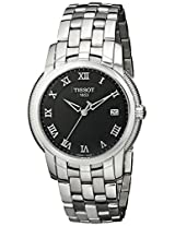 Tissot Black Dial Analogue Watch for Men (T0314101105300)
