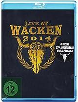 25 Years of Wacken-Snapshots Scraps [Blu-ray]