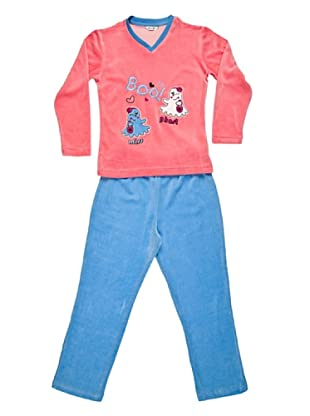 Bkb Pijama Niña (Rosa)