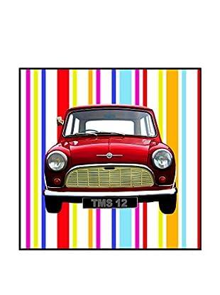Tomasucci Kunstdruck Mini Red mehrfarbig
