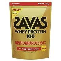 ザバス(SAVAS) ホエイプロテイン100