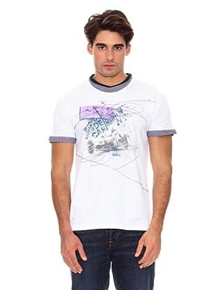 Sidecar Camiseta Creeck (Blanco)