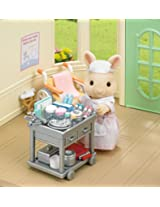 Calico Critters CC1404 Country Nurse Set Playset