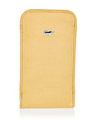 Braun Büffel iPhone-Etui (Safran)