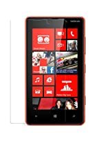 DNG Clear Screen Guard Scratch Protector for Nokia Lumia 820