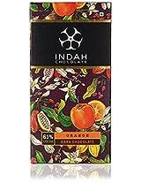 Indah 61% Dark Chocolate- Orange