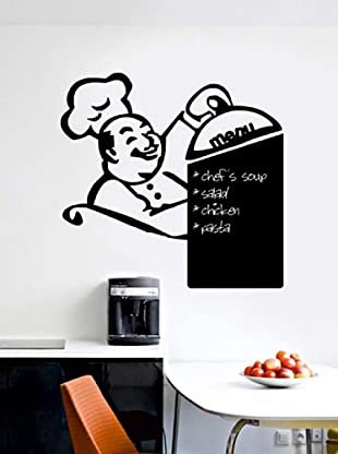 It 39 s time for stickers shopping italia stile for Stickers lavagna cucina