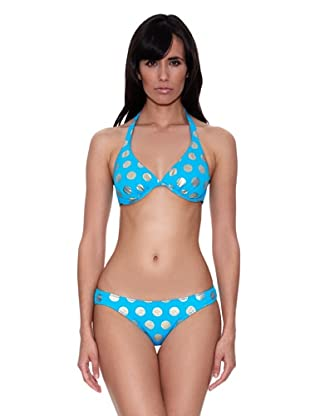 Bikini Jeanine (Turquesa)