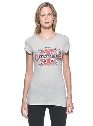 Lonsdale Camiseta Sheffield (Gris)