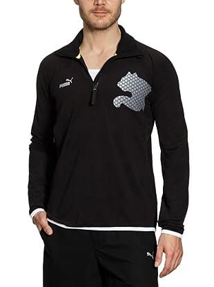 Puma Sweater Crew Mid (Black)