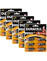 30 pieces DURACELL AA alkaline LONG LASTING BATTERY (LR-6)