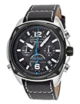 Bulova Precisionist Analog Black Dial Men's Watch - 98B226