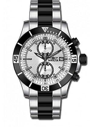 Invicta 12654 - Reloj de Caballero cuarzo metálico Negro