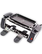 MJ - Kitchen Indoor Nonstick Electric Cooker Raclette Grills BBQ Barbecue inside
