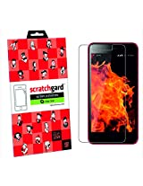 Scratchgard Ultra Clear Protector Screen Guard for Reliance Lyf Flame 1
