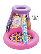 Disney Princess Color N' Play Activity Playland