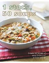 1 Stock, 50 Soups (1 Mix)