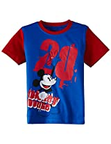 Disney Boy's Mickey T-Shirt