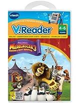 VTech V.Reader Cartridge - Madagascar 3