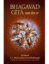 Bhagavad-gita som den er (Danish Edition)