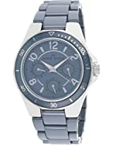 Anne Klein Grey Ceramic Ladies Watch 10-9863Gygy