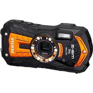 PENTAX-防水デジタルカメラ-WG-2GPS-シャイニーオレンジ-OPTIOWG-2GPSOR