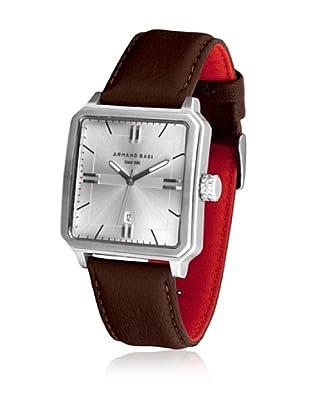 Armand Basi Reloj Stone Marrón Marrón