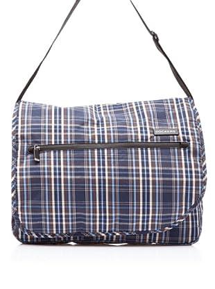 Dockers Bags Bandolera Asimétrica (Azul)