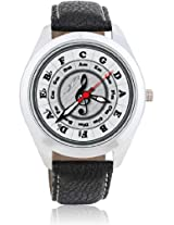 Afw0000315 Black/Grey Analog Watch Foster's