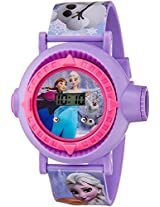Disney Digital Multi-Colour Dial Girl's Watch - DW100484