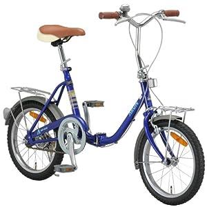 ARUN(アラン) 16インチ 折りたたみ自転車 KY-16A の激安情報を見る!