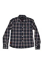 Pepe Jeans London Camisa Piper (Azul / Blanco)