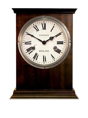 Newgate The Hampton Mantel Clock, Dark Oak