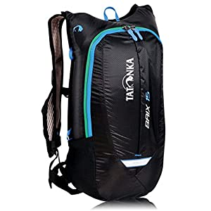 Black/Blue Backpack Tatonka