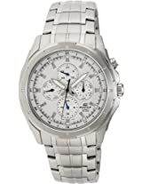 Casio Edifice White Dial Men's Watch - EF-328D-7AVDF (ED376)