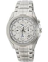 Casio Edifice White Dial Men's Watch - EF-328D-7AVDF (ED376)