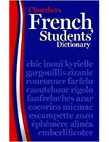 Chambers French Students' Dictionary (Dictionary Foreign)