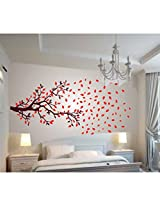 Lovely Autumn Tree from Decal Dzine