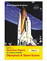 BMA's Model Papers for science & Maths for Class 3