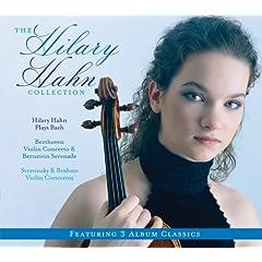 The Hilary Hahn Collection(3枚組)商品写真