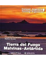 Tierra del Fuego - Malvinas - Antartida