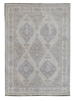 Kalaty One-of-a-Kind Pak Rug, Ivory, 5' 1