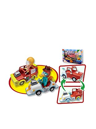 Famosa Phineas And Ferb Vehiculotunning