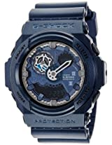 Casio G-Shock Analog-Digital Blue Dial Men's Watch - GA-300A-2ADR (G439)