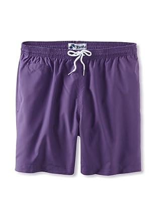 Trunks Men's San-O Swim Shorts (Lotus)