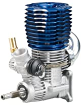 OS Engines 21TM ABC Engine with T-Maxx Manifold and 11K-R Slide Carb