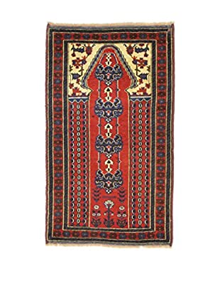 Eden Teppich   Kezil 90X148 mehrfarbig