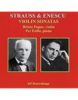 Strauss & Enesco Violin Sonatas