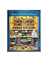 Pastry Shop 1000 Pc Jigsaw Puzzle By White Mountain By White Mountain Puzzles