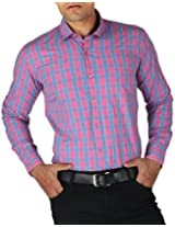 Jon Darwin JD-17018 Men's Casual Shirt (Size : Medium)